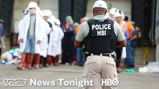 ICE Raids Increase & Escaping Mexico's Dangers: VICE News Tonight Full Episode (HBO)