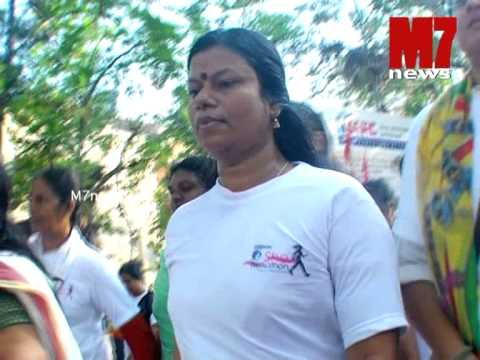 She Walkathon | women's day 2014
