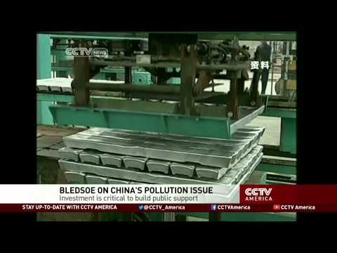 China's Efforts to Reduce Air Pollution