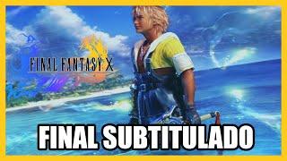 Final Fantasy X Ending Completo Subtitulado En Español
