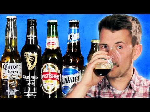 Which Country Drinks The Best Beer?
