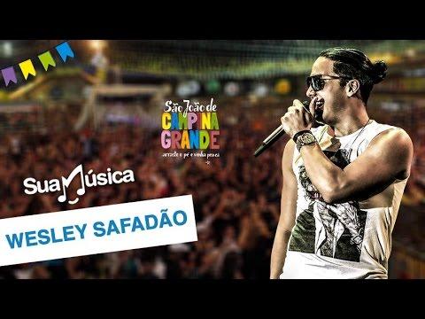 Wesley Safadão no encerramento do São João de Campina Grande | Sua Música TV Episódio 20