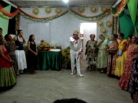 Saida da mestra Paulina, Mestre Jose Alves de Santana
