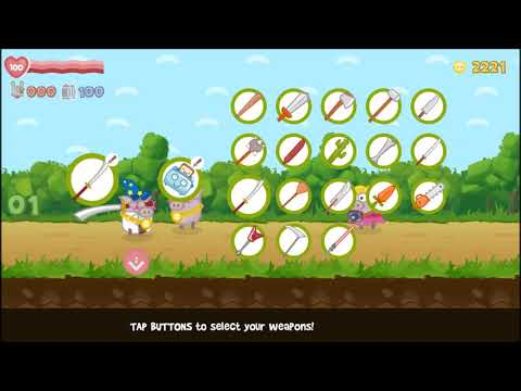 Bacon May Die  Fun Beat Em Up Game unlock all weapons