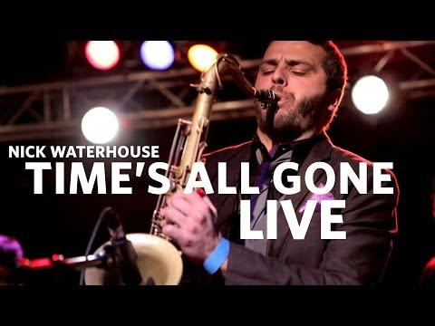 WGBH Music: Nick Waterhouse - Time's All Gone (Live)