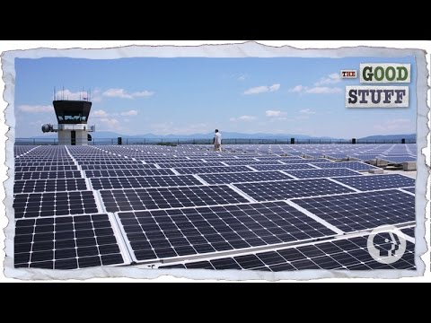 Can A City Run On 100% Renewable Energy?