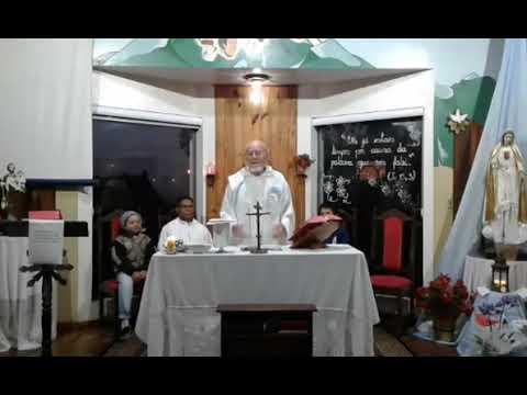 Santa Missa | 21.05.2020 | Quinta-feira | Padre José Sometti | ANSPAZ
