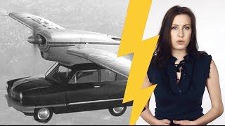 БабДрайв: Как в России изобретут летающий автомобиль. Сестры Неждановы, Аня и Яна