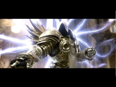 Diablo III - Cinematic HD (2/5) - Tyrael's Sacrifice