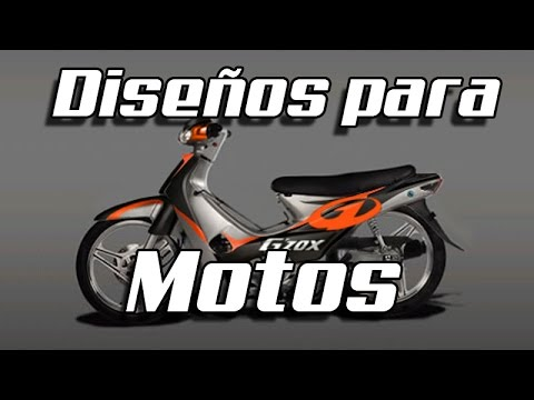 Motos Tuning 110