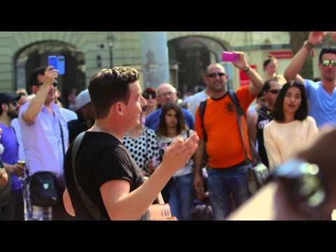 Nielson - Sexy als ik dans (official video)