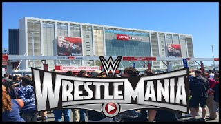 Our Wrestlemania 31 Weekend