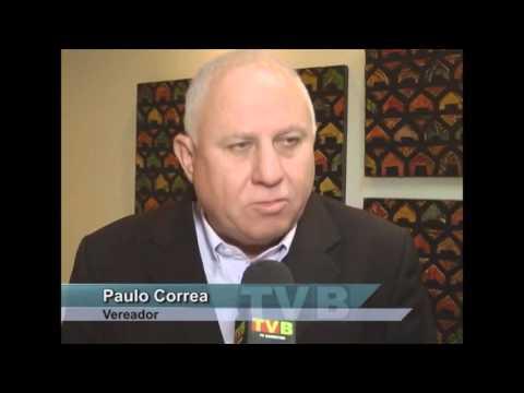 23/02/2016 - Entrevista TV Barretos: Emenda do FUNDEB apresentada por Paulo Correa garante pagamento de promoções