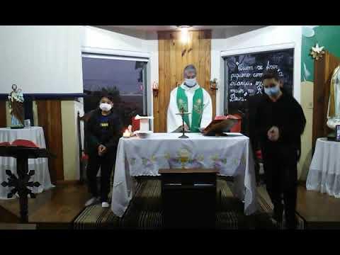 Santa Missa | 25.08.2021 | Quarta-feira | Padre Robson Antônio | ANSPAZ