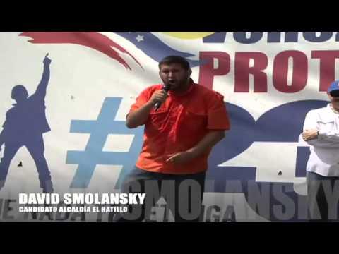 Leopoldo López  #CalleVotoYCambio es el camino para sacar a Nicolás Maduro