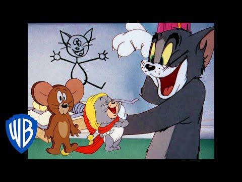 Tom a Jerry - najlepšie scény
