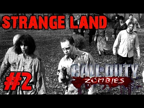 Strangeland Ep.2 - Call of Duty Custom Zombies (CoD Zombies) - World at War [PC HD]
