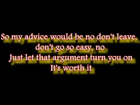 Usher - Lessons for the Lovers (lyrics)