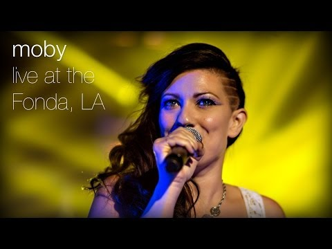 Moby - The Perfect Life feat Wayne Coyne (Live at The Fonda, L.A.)