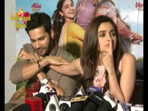 Interview Of Alia Bhatt,Varun Dhawan & Siddharth Shukla of 'Humpty Sharma Ki Dhulania'  1