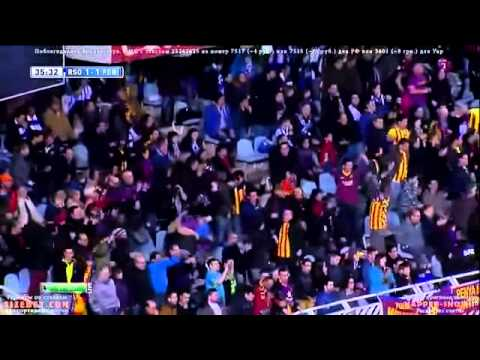 Real Sociedad 3-1 Barcelona | Full Highlights & Goals | 22.02.2014 [HD] La Liga