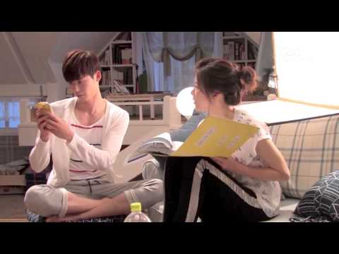 [HD] [ I Hear Your Voice BTS] Lee Jong Suk & Lee Bo Young Ep 5