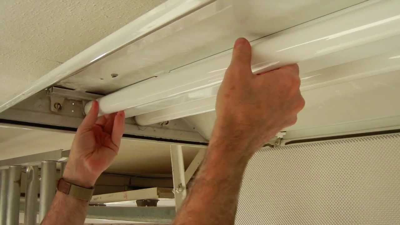 Watch on fluorescent light ballast types