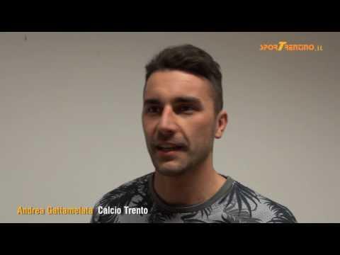 Copertina video Andrea Gattamelata (Calcio Trento)