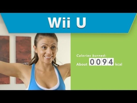 Wii U - Wii Fit U E3 Trailer