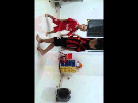 Tùng Lâm và Nam Dương dance sport-2