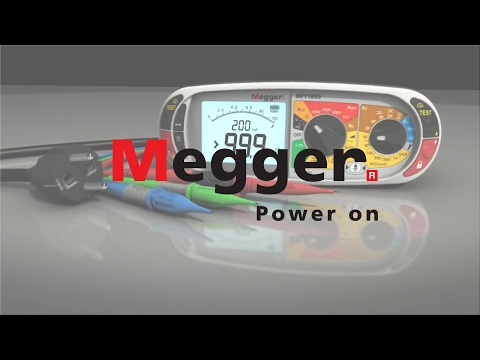 Megger Video Image