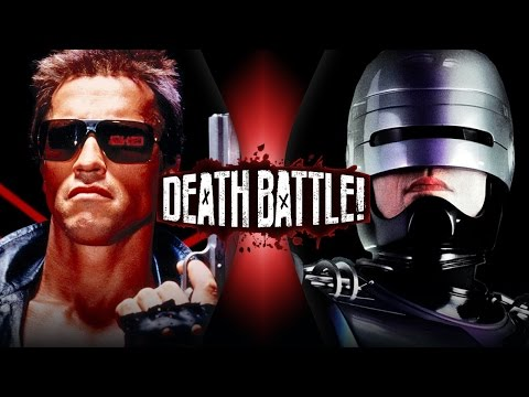 Terminator VS RoboCop | DEATH BATTLE! | ScrewAttack!