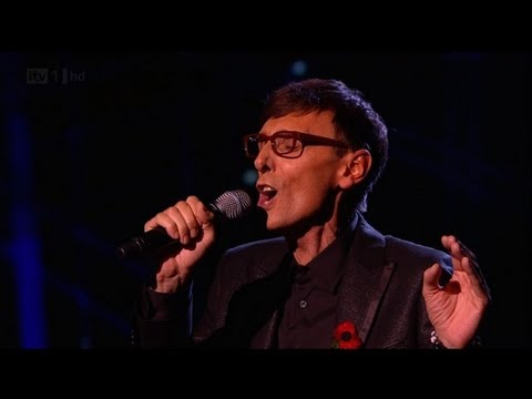 Johnny sings for survival - The X Factor 2011 Live Results Show 5 - itv.com/xfactor