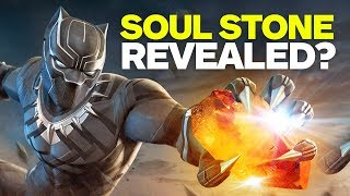 Why Black Panther Might Have the Last Infinity Stone