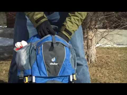 Deuter Kid Comfort II Gear Review