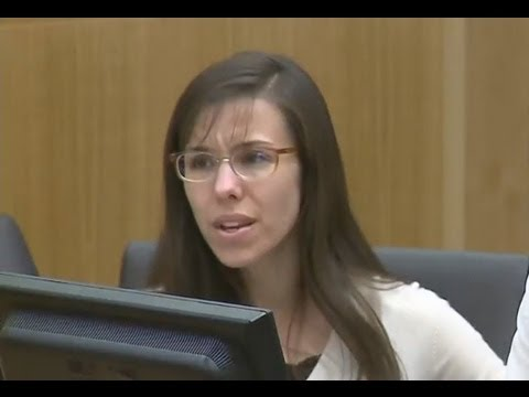Court Testimony Alleges Jodi Arias Was an Angry Person, Kicked Her