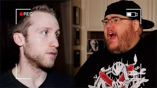 KIDBEHINDACAMERA CATCHES MCJUGGERNUGGETS ON SECURITY CAMERAS!