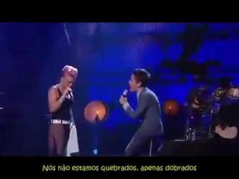 Pink Feat Nate Ruess - Just Give Me a Reason (Tradução)