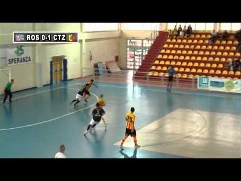Serie A2, Odissea - Catanzaro 3-3 (8/11/2014)