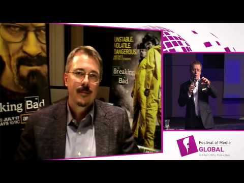 In conversation with Vince Gilligan, Breaking Bad's Producer