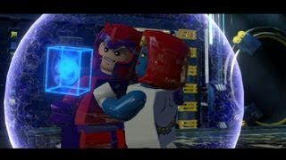 LEGO Marvel Super Heroes 100% Guide #8 Juggernauts