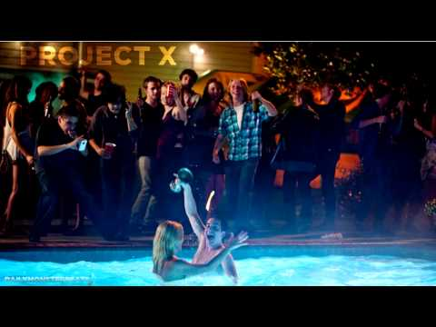 Kid Cudi - Pursuit Of Happiness (Steve Aoki Remix) (PROJECT X)