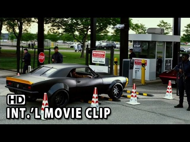 Transformers: Age of Extinction - IT WAS ME International Movie Clip -  Mark Wahlberg, Nicola Peltz