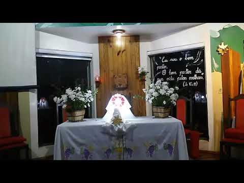 Santa Missa | 16.04.2021 | Sexta-feira | Padre Robson Antônio | ANSPAZ