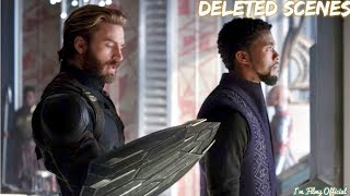 Black Panther Deleted Scenes - Extended Scenes Included - 2018