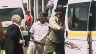 Dead man prank - South Africa (extremely funny)