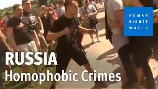INUMAN! Persecuțiile homosexualilor din Rusia