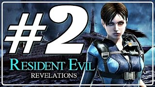 Resident Evil Revelations Detonado (Walkthrough) Parte 2