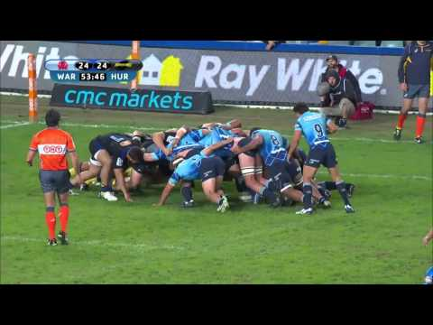 Waratahs v Hurricanes Rd.12 2014 | Super Rugby Video Highlights