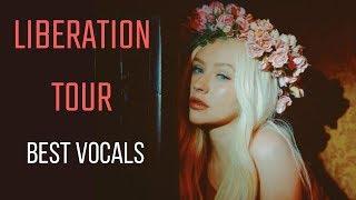Christina Aguilera SLAYS Her FIRST Show Of 'Liberation Tour'